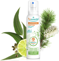 PURESSENTIEL ASSAINISSANT Spray aérien 41 huiles essentielles 75ml à Vélines