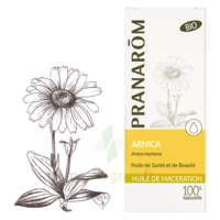 PRANAROM Huile de macération bio Arnica 50ml à Vélines