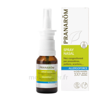 Pranarom Allergoforce Spray Nasal à Vélines