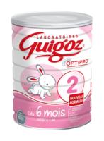 GUIGOZ 2 Lait pdre B/800g à Vélines