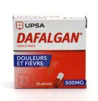 DAFALGAN 500 mg Gélules 2plq/8 (16) à Vélines