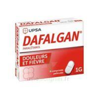 DAFALGAN 1000 mg Comprimés pelliculés Plq/8 à Vélines