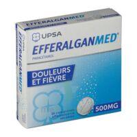 EFFERALGANMED 500 mg, comprimé effervescent sécable à Vélines