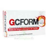 GCFORM, comprimé effervescent à Vélines