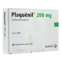 PLAQUENIL 200 mg, comprimé pelliculé à Vélines