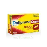 DOLIPRANECAPS 1000 mg Gélules Plq/8 à Vélines