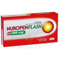 NUROFENFLASH 400 mg Comprimés pelliculés Plq/12 à Vélines