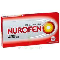Nurofen 400 Mg Comprimés Enrobés Plq/12 à Vélines