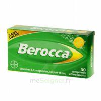 Berocca Comprimés effervescents sans sucre T/30 à Vélines