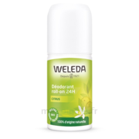 Weleda Déodorant Roll-on 24H Citrus 50ml à Vélines