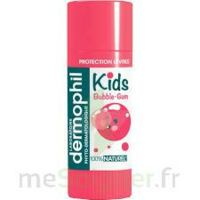 Dermophil Indien Kids Protection Lèvres 4g - Bubble Gum à Vélines