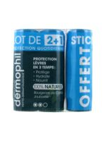 Dermophil Indien Protection Quotidienne Lèvres 4g lot de 3