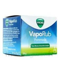 VICKS VAPORUB, pommade 50g à Vélines