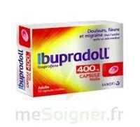 IBUPRADOLL 400 mg Caps molle Plq/10 à Vélines