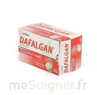 DAFALGAN 1000 mg Comprimés effervescents B/8 à Vélines