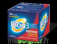 Bion 3 Défense Junior Comprimés à croquer framboise B/30 à Vélines