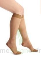 Thuasne Venoflex Secret 2 Chaussette femme beige doré T3N