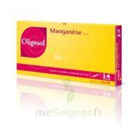 Oligosol Manganèse Solution Buvable En Ampoule 14amp/2ml à Vélines