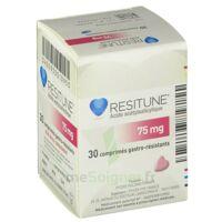 RESITUNE 75 mg, comprimé gastro-résistant à Vélines