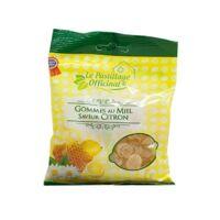 Le Pastillage Officinal Gomme miel citron Sachet/100g à Vélines