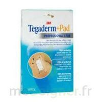 Tegaderm + Pad, 5 Cm X 7 Cm , Bt 5 à Vélines