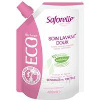 Saforelle Solution soin lavant doux Eco-recharge/400ml à Vélines