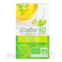 Vitaflor - Bio Tisane Tilleul 18 sachets à Vélines