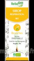 Herbalgem Sirop Bio Respiration 150ml à Vélines