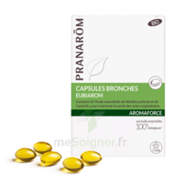 Aromaforce Caps Bronches Bio B/30 à Vélines