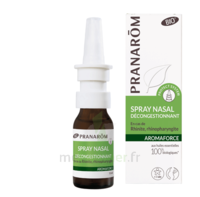 Aromaforce Solution nasale dégage le nez 15ml à Vélines
