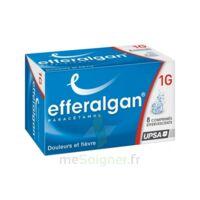 EFFERALGANMED 1 g Cpr eff T/8 à Vélines