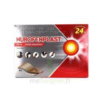 NUROFENPLAST 200 mg Emplâtre médic 4Sach à Vélines