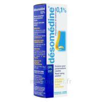 DESOMEDINE 0,1 % S pulv nas en flacon Spray/10ml à Vélines
