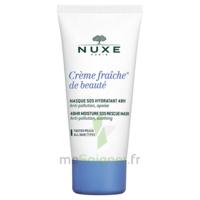 Crème fraiche® de beauté - masque hydratant 48h et anti-pollution50ml à Vélines