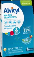 Alvityl Sucette Mal Des Transports B/10 à Vélines