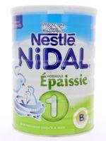 NIDAL LAIT 1 FORMULE EPAISSIE 800G à Vélines