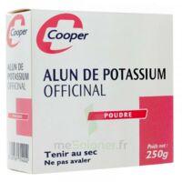Cooper Alun Potassium Poudre B/250g à Vélines