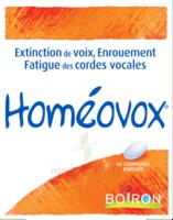 Boiron Homéovox Comprimés à Vélines