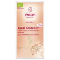 Weleda Tisane Allaitement 2x20g à Vélines