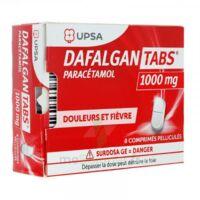 DAFALGANTABS 1 g Cpr pell Plq/8 à Vélines