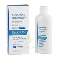 Ducray Squanorm Shampooing Pellicule Grasse 200ml à Vélines