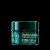 Nuxe Bio Masque Détoxifiant Eclat 50ml à Vélines