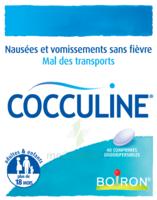 Boiron Cocculine Comprimés orodispersibles B/40 à Vélines